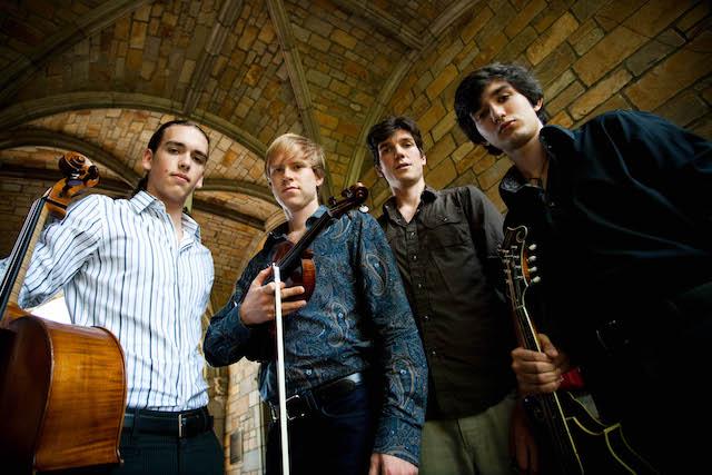 Jeremy Kittel Band