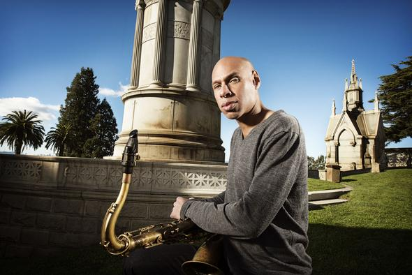Joshua Redman (photo Jay Blakesberg)