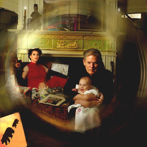 Amanda and Jack Palmer (holding grandson Ash)