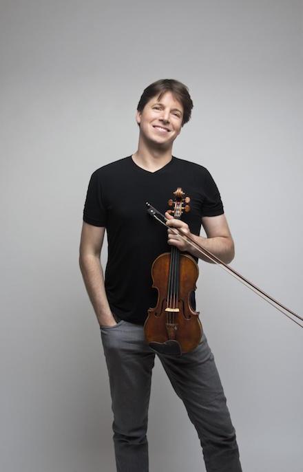 Joshua Bell (photo Phil Knott)
