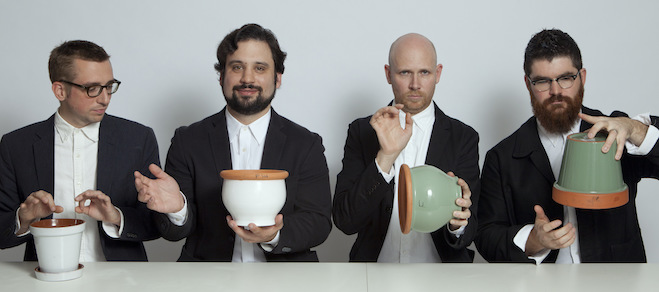 So Percussion (photo Janette Beckman)