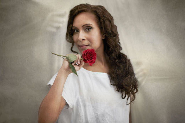 Talise Trevigne as Iris (photo Todd Norwood)