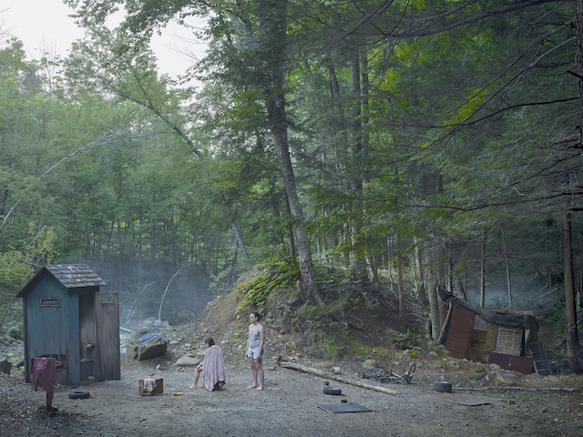 'The Haircut,' Gregory Crewdson (2014)