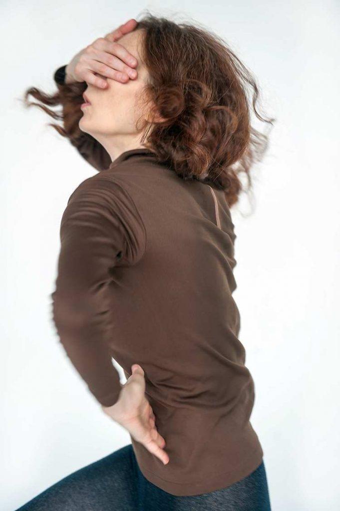 Jodi Melnick (photo Stephanie Berger)