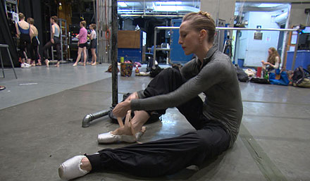 Dancer Wendy Whelan is profiled in 'Restless Creature'