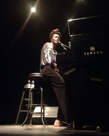 Benjamin Clementine at MASS MoCA