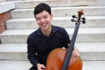 Cellist John Belk (photo Bridget Bertoldi)