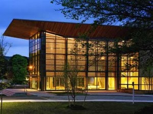 The '62 Center for Theatre and Dance at Williams College is the summer home of the Williamstown Theatre Festival