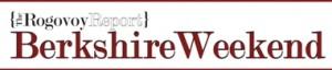The new BerkshireWeekend logo designed by Jen Ødegaard