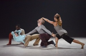 Kidd Pivot Frankfurt RM in 'Dark Matters' (photo Cherylynn Tsushima/courtesy Jacob's Pillow)