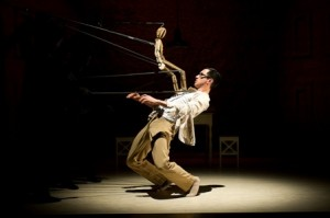 Peter Chu of Kidd Pivot Frankfurt RM in 'Dark Matters' (photo Christopher Duggan/courtesy Jacob's Pillow)