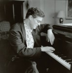 Pianist Peter Serkin (by Kathy Chapman)