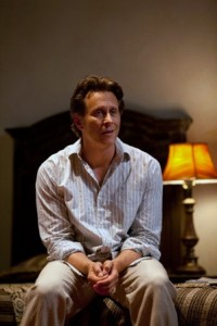 Steven Weber in 'Three Hotels' at WTF (photo T. Charles Erickson)