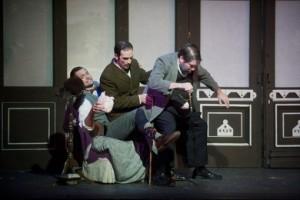 Gaetano Donizetti's DON PASQUALE Hubbard Hall Opera Company Cambridge, NY 08/12/2011 Photos by Kevin Sprague©2011