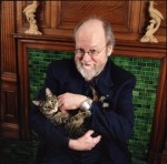 Charles Wuorinen with Lepton (photo by Nina Roberts)