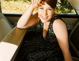 Vocalist Robin McKelle