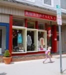 Ruby Sparks on Spring Street, Williamstown, Mass.