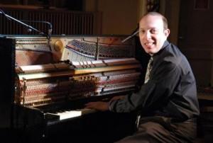 Pianist and silent-film accompanist Ben Model