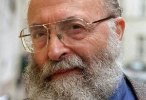 """Chaim Potok, author of """"My Name Is Asher Lev"""""""
