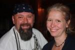 Brian Alberg and Hope Sullivan