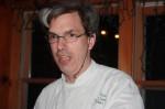 Peter Platt, chef/owner of Old Inn on the Green