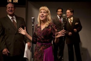 Elizabeth Aspenlieder stars in Shakespeare & Company's restaging of Orson Welles's radio drama 'War of the Worlds'