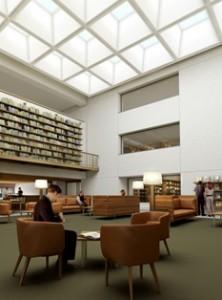The Clark's Manton Reading Room