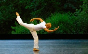 """A still from the Jacob's Pillow documentary, """"Never Stand Still"""""""