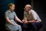 Susan Wands and John Bedford Lloyd in 'Best of Enemies' (photo by Kevin Sprague)