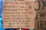 List of demands