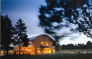Ozawa Hall (photo Steve Rosenthal)