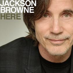 Jackson Browne Here album art