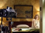 """Setting up the shot for """"Untitled (Birth)"""". A scene from GREGORY CREWDSON: BRIEF ENCOUNTERS, a film by Ben Shapiro. A Zeitgeist Films release. Photo: Cosi Theodoli-Braschi"""