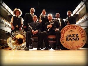 Preservation Hall Jazz Band © 2010 Clint Maedgen