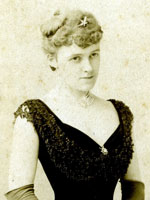 Young Edith Wharton