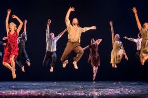 Les Ballets Jazz de Montreal; photo Gregory Batardon, courtesy of Jacob's Pillow Dance