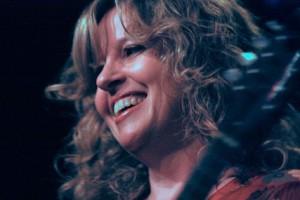 Amy Helm at Club Helsinki Hudson (photo Seth Rogovoy)
