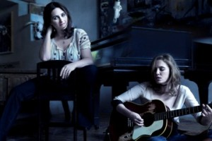 Simone Dinnerstein and Tift Merritt (by Lisa Marie Mazzucco)