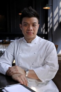 Hung Huynh, former cook at Wheatleigh and winner of Top Chef Season 3, current executive chef at The General in New York
