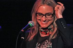 Aimee Mann at Club Helsinki Hudson