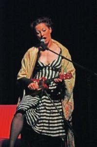 Amanda Palmer at Bard College