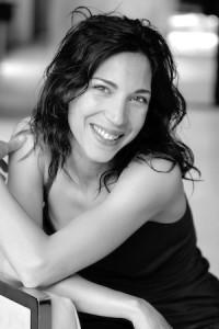 Playwright Evelyne de la Chenelière