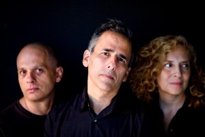 Bang on a Can co-founders David Lang, Michael Gordon and Julia Wolfe (photo Peter Serling)