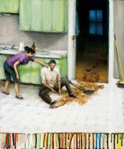'Leftovers' by David Austin