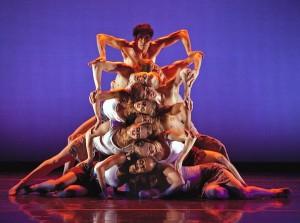 """Nascimento Novo"" / Parsons Dance"