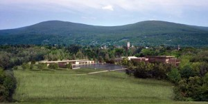 Clark Campus from Stone Hill