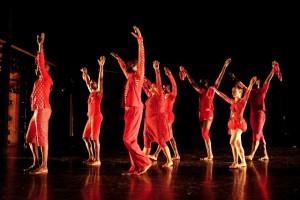 Reggie Wilson/Fist & Heel Performance Group (photo Jamie Kraus)