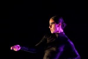 Candice Schnurr of LeeSaar The Company in 'Grass and Jackals' (photo Jamie Kraus)
