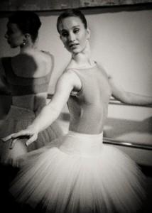 Louisa Chapman, dancer-choreographer for Berkshire Choreography Project