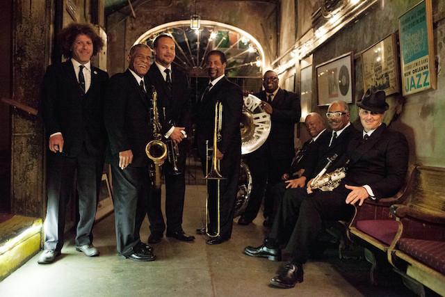 Allen Toussaint and Preservation Hall Jazz Band